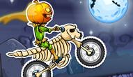 Gra: Moto X3M Spooky Land