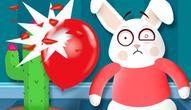 Gra: Bunny Balloony