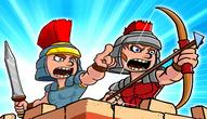 Spiel: Empire Rush Rome Wars Tower Defense