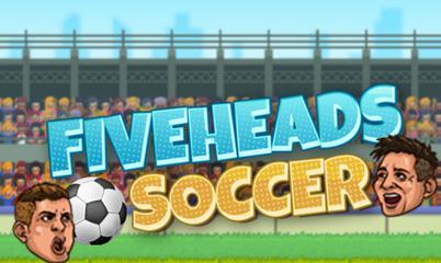 Gra: Fiveheads Soccer