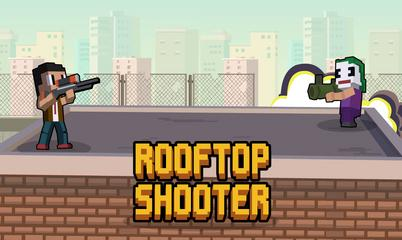 Gra: Rooftop Shooters