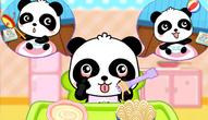Gra: Baby Panda Care