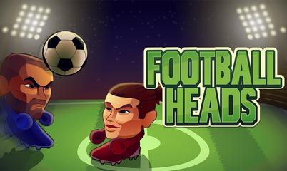 Spiel: Football Heads