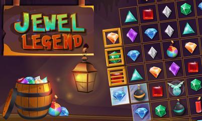 Gra: Jewel Legend