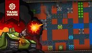 Spiel: Tank Wars