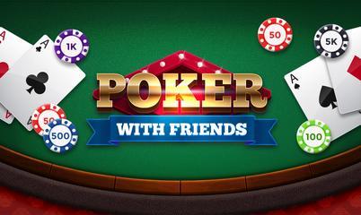 Spiel: Poker with Friends