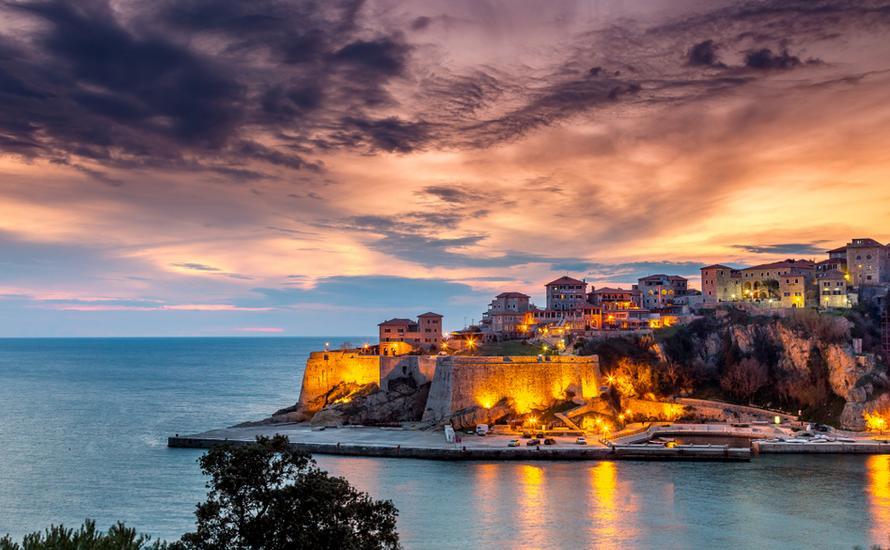 Czarnogóra. Dzikie piękno