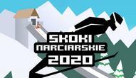 Jeu: Saut à ski 2020