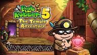 Gra: Złodziej Bob 5 Przygoda w świątyni