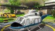 Jeu: Free Helicopter Flying Simulator