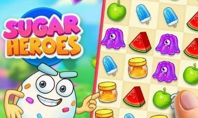 Juego: Sugar Heroes