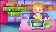 Gra: Baby Hazel Kitchen Time