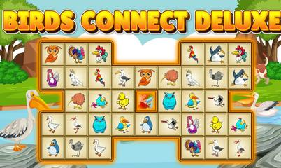 Game: Birds Connect Deluxe