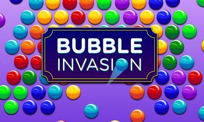 Gra: Bubble Invasion