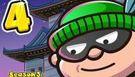 Gra: Złodziej Bob 4 Sezon 3: Japonia