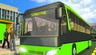 Jeu: City Passenger Coach Bus Simulator Bus Driving 3D