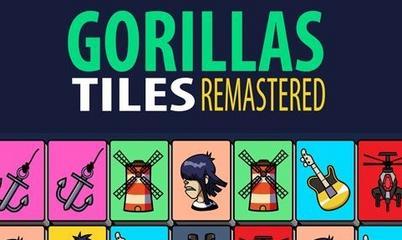 Gra: Gorillas Tiles Of The Unexpected