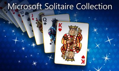 Spiel: Microsoft Solitaire Collection