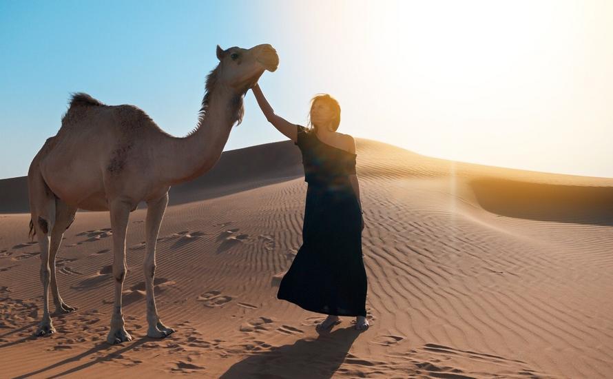 """""""Miasto kontrastów"""" - Sylwia Przepłata o życiu w Dubaju"""