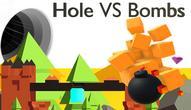 Gra: Hole vs Bombs