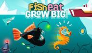Jeu: Fish Eat Grow Big