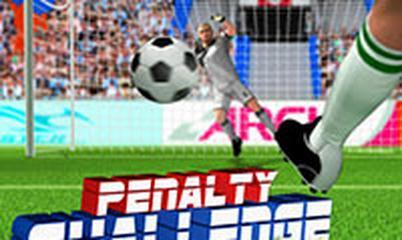 Gra: Penalty Challenge