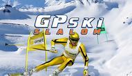 Gra: Ski Slalom