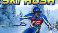 Game: Ski Rush Game