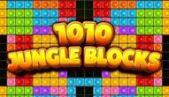 Gra: 1010 Jungle Blocks