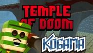Gra: KOGAMA Temple Of Doom