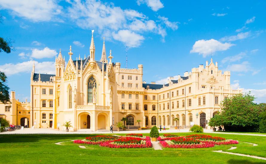 Posiadłość książąt Lichtenstein nazywana Ogrodem Europy