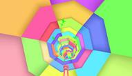 Gra: Color Tunnel 2