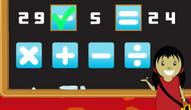 Spiel: Elementary arithmetic Game