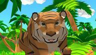 Gra: Tiger Simulator 3D