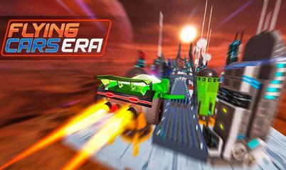 Gra: Flying Cars Era