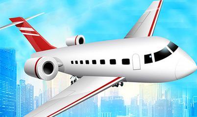 Spiel: Airplane Flying Simulator