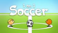 Gra: 1 vs 1 Soccer
