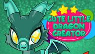 Spiel: Cute Little Dragon Creator