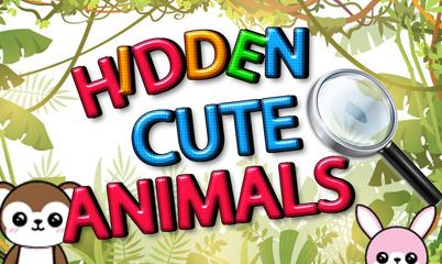 Gra: Hidden Cute Animals