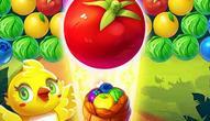 Jeu: Fruit Bubble Shooters