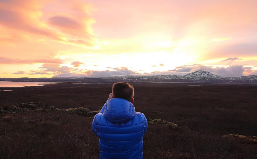 Pierwszy dzień ekipy #OnetOnTour na Islandii