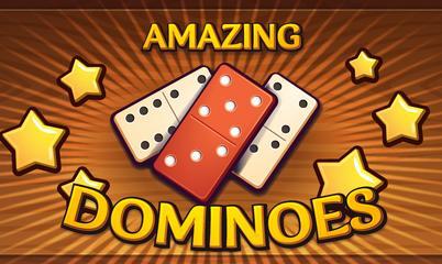 Spiel: Amazing Dominoes