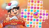 Gra: Papa Cherry Saga