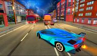 Gra: Traffic Zone Car Racer
