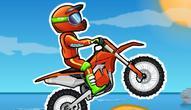 Gra: Moto X3M Bike Race Game