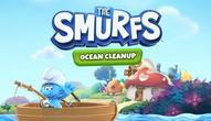 Gra: Smerfy: Oczyszczanie Oceanu