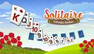 Gra: Solitaire TriPeaks Garden