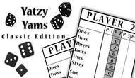 Jeu: Yatzy Yahtzee Yams Classic Edition
