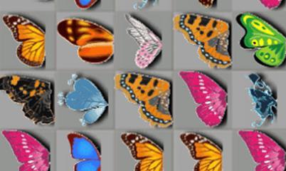 Gra: Butterfly Kyodai