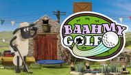 Gra: Shaun The Sheep Baahmy Golf